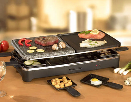 Tischgrill Raclette